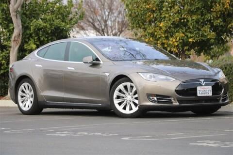 2016 Tesla Model S for sale at Dublin Kia in Dublin CA
