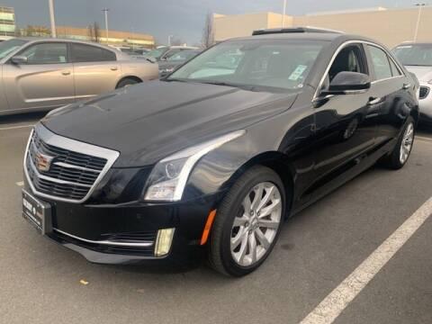 2018 Cadillac ATS 3.6L Premium Luxury for sale at Dublin Kia in Dublin CA