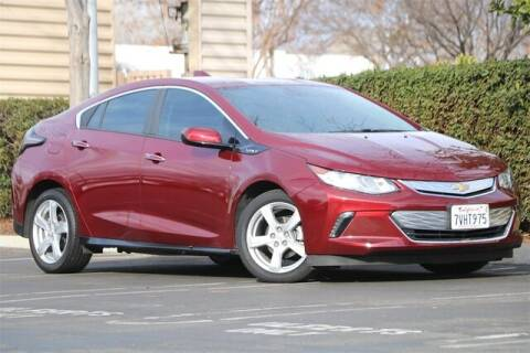 2017 Chevrolet Volt LT for sale at Dublin Kia in Dublin CA