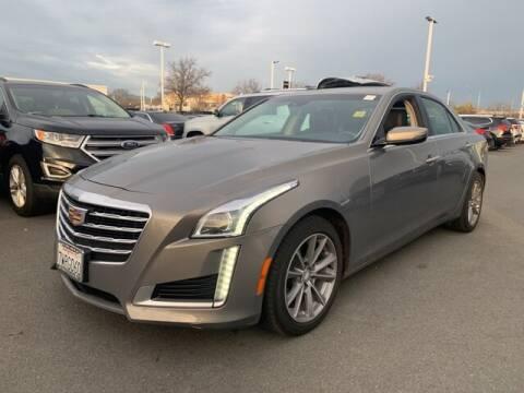 2017 Cadillac CTS 3.6L Luxury for sale at Dublin Kia in Dublin CA