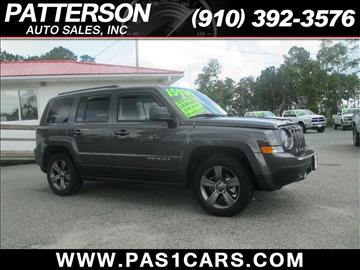 2015 Jeep Patriot for sale in Wilmington, NC