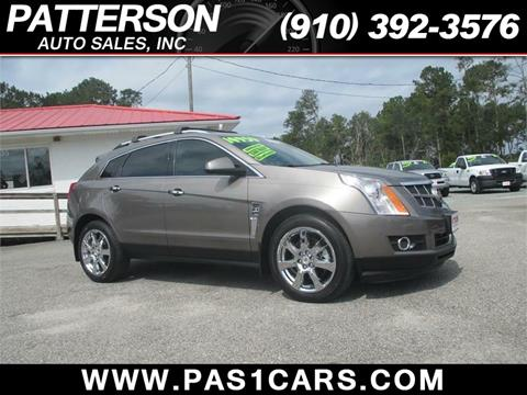 2012 Cadillac SRX for sale in Wilmington, NC