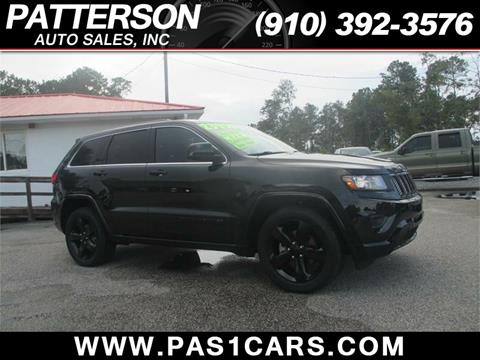 2015 Jeep Grand Cherokee for sale in Wilmington, NC