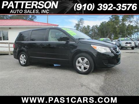 2010 Volkswagen Routan for sale in Wilmington, NC