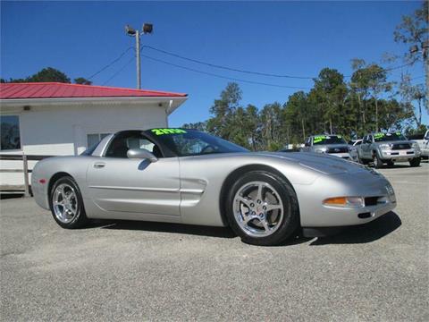 2004 Chevrolet Corvette for sale in Wilmington, NC