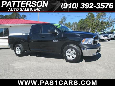 2013 RAM Ram Pickup 1500 for sale in Wilmington, NC