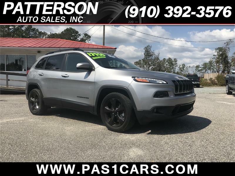 2016 Jeep Cherokee   Wilmington NC