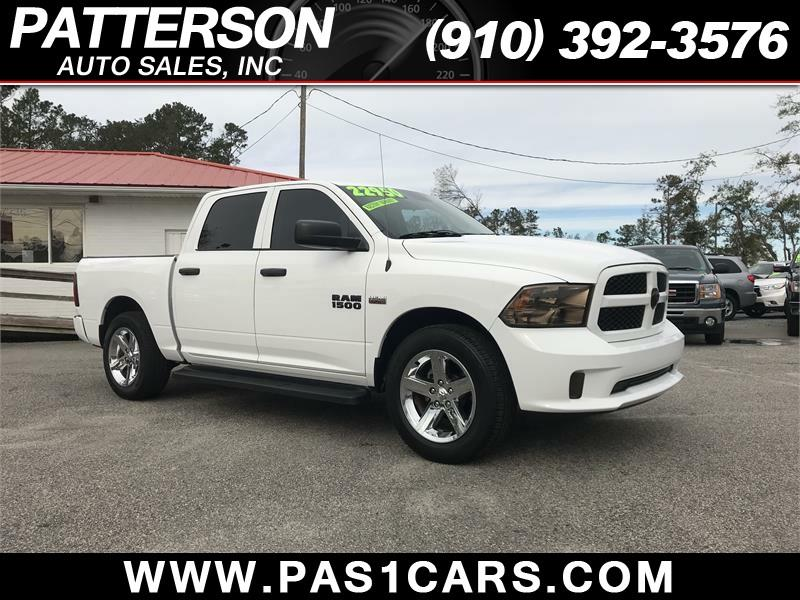 2015 ram ram pickup 1500 in wilmington nc patterson auto sales. Black Bedroom Furniture Sets. Home Design Ideas