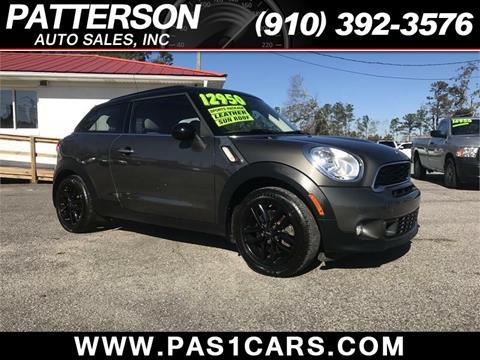Used Mini For Sale In Wilmington Nc Carsforsalecom