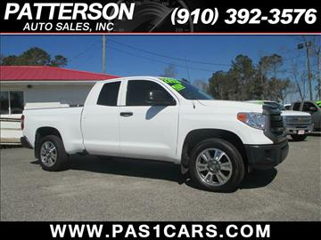 2015 Toyota Tundra for sale in Wilmington, NC