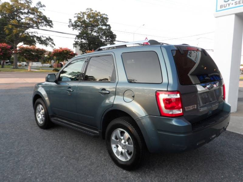 2011 Ford Escape AWD Limited 4dr SUV - Norfolk VA