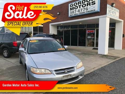 2000 Honda Accord for sale in Norfolk, VA