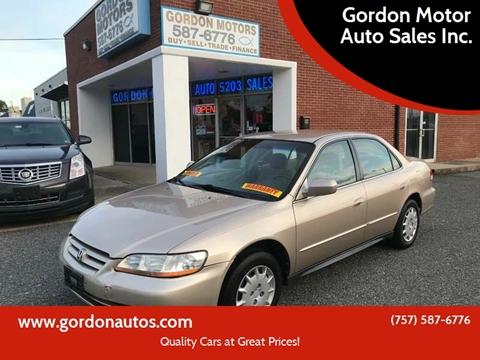 2002 Honda Accord for sale in Norfolk, VA