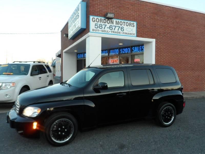 2010 Chevrolet HHR LT 4dr Wagon w/1LT - Norfolk VA