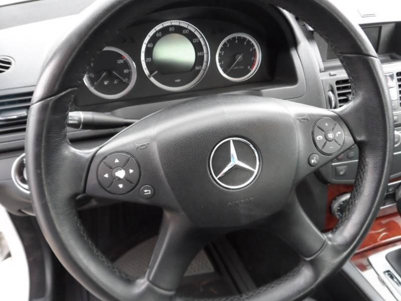 2009 Mercedes-Benz C-Class AWD C 300 Luxury 4MATIC 4dr Sedan - Norfolk VA