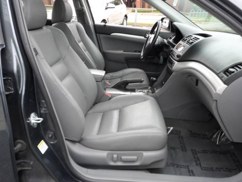 2005 Acura TSX 4dr Sedan - Norfolk VA
