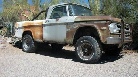 1971 Dodge RAM 100