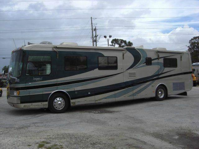 2002 Holiday Rambler Imperial 40Pbt In Sarasota FL - RV