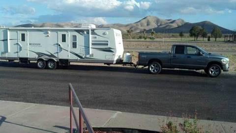 2008 Rockwood travel trailer 8315SS