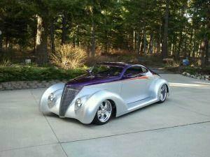 1937 Ford Oze Phantom