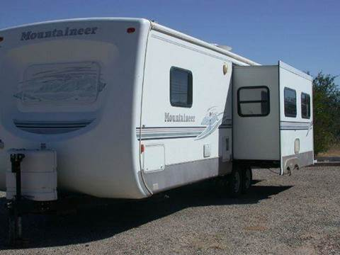 2003 Keystone Mountaineer 315RLS
