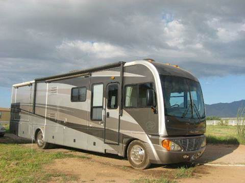 2007 Holiday Rambler Neptune 34SBD