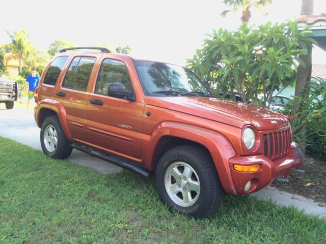 2002 Jeep Liberty  - Sarasota FL