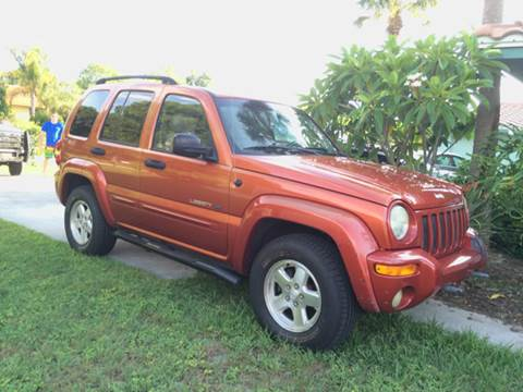 2002 Jeep Liberty for sale in Sarasota, FL