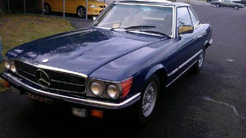 1983 Mercedes-Benz 280-Class for sale at Easy Ride Auto Sales Inc in Chester VA