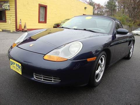 1999 Porsche Boxster for sale at Easy Ride Auto Sales Inc in Chester VA