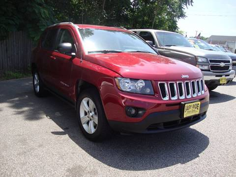2016 Jeep Compass for sale in Chester, VA