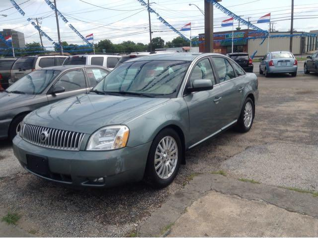 2006 Mercury Montego Premier 4dr Sedan - Beaumont TX