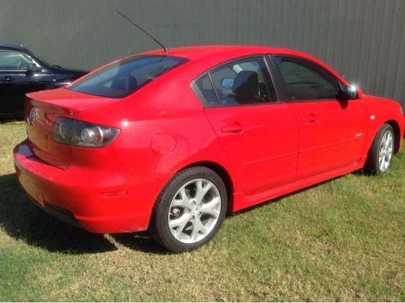2008 Mazda MAZDA3 s Sport 4-Door - Beaumont TX