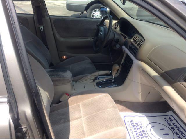 2002 Mazda 626 LX 4dr Sedan - Beaumont TX