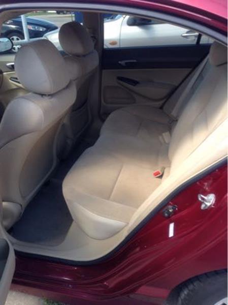 2006 Honda Civic LX 4dr Sedan w/automatic - Beaumont TX