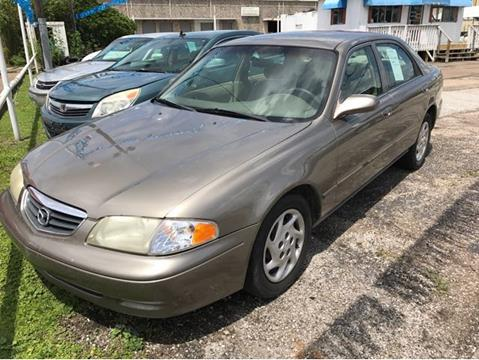 2002 Mazda 626 for sale in Beaumont, TX