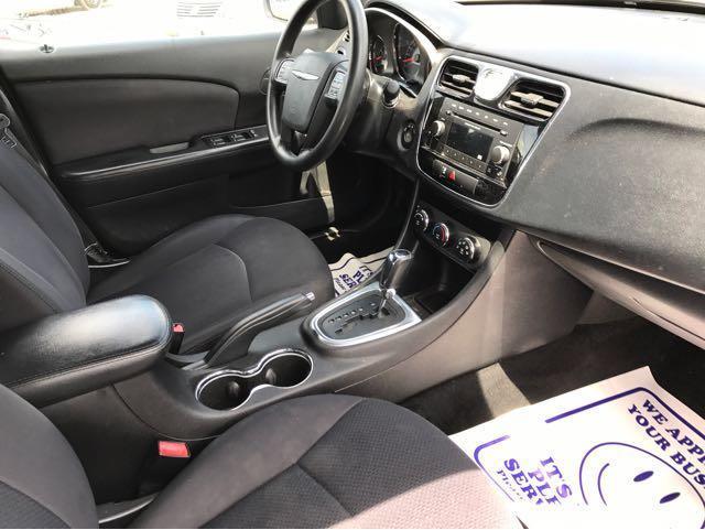 2012 Chrysler 200 LX 4dr Sedan - Beaumont TX