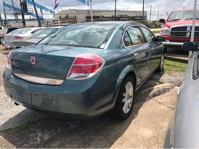 2009 Saturn Aura XR 4dr Sedan - Beaumont TX