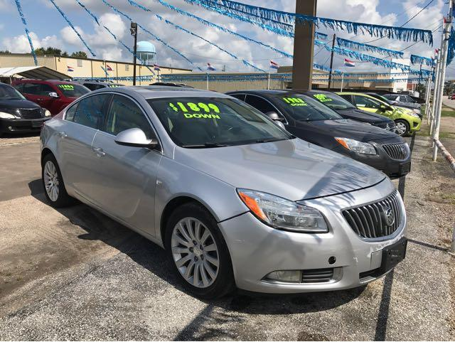 2011 Buick Regal CXL 4dr Sedan w/RL4 - Beaumont TX
