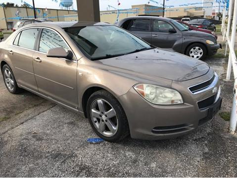 2008 Chevrolet Malibu for sale in Beaumont, TX