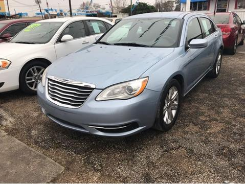 Used chrysler for sale in beaumont tx for Jerry allen motors beaumont tx