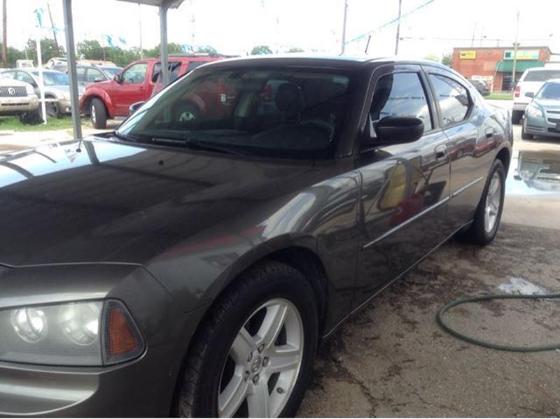2008 dodge charger sxt 4dr sedan in beaumont tx jerry for 11th street motors beaumont tx