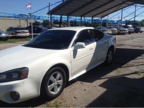 2008 Pontiac Grand Prix for sale in Beaumont, TX