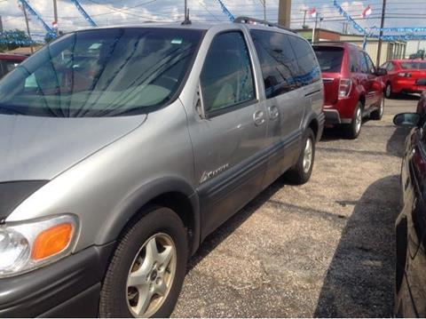 2004 Pontiac Montana for sale in Beaumont, TX