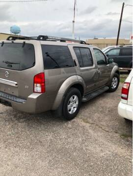 2006 Nissan Pathfinder for sale at Jerry Allen Motor Co in Beaumont TX