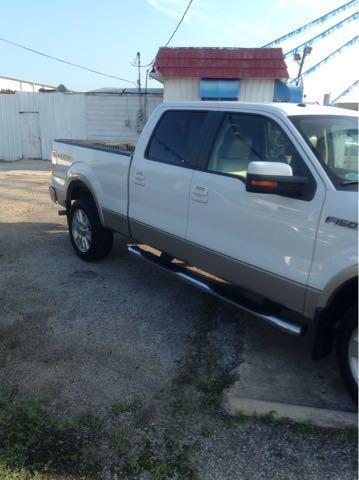 2010 Ford F-150 Lariat SuperCrew 5.5-ft. Bed 4WD - Beaumont TX
