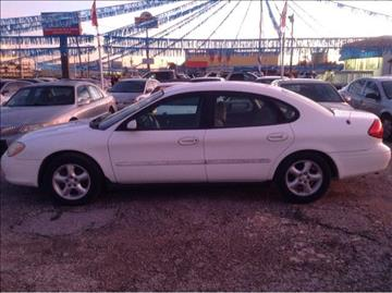 2001 ford taurus for sale for Jerry allen motors beaumont tx