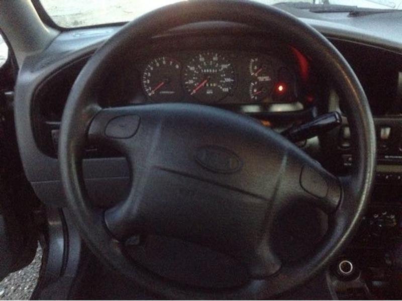 2001 Kia Sephia 4dr Sedan - Beaumont TX