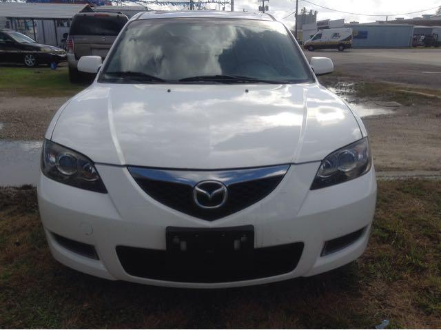 2008 Mazda MAZDA3 i Sport 4-Door - Beaumont TX