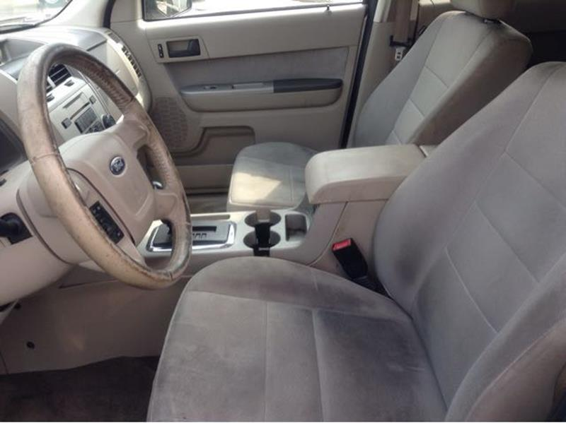 2010 Ford Escape AWD XLT 4dr SUV - Beaumont TX